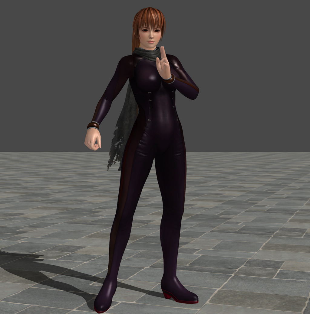 dead or alive 5 ultimate costume 5 phase4 by