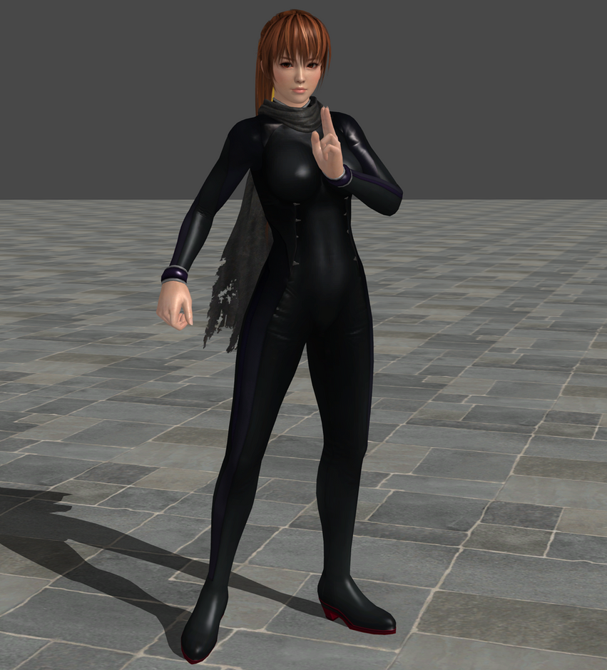 dead or alive 5 ultimate costume 6 phase4 by