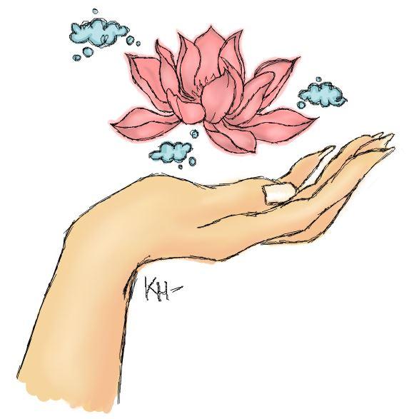 Lotus by Karasu-Hikari