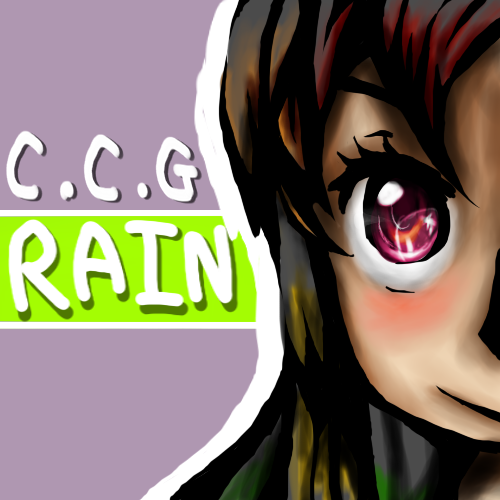 Gaming icon for myself by rachphil