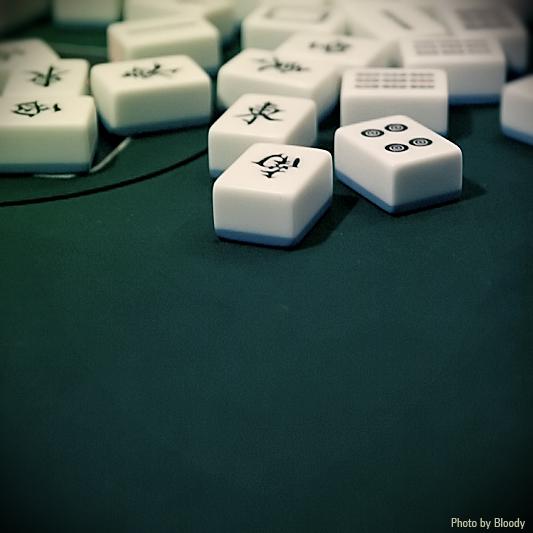 Mahjong by tuziibanez