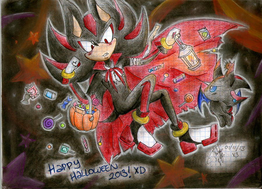 Happy Halloween 2013 by ghostgirl43