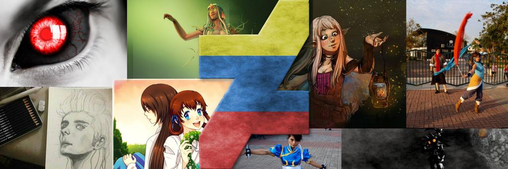 Ecuador Artists! by Scrainer