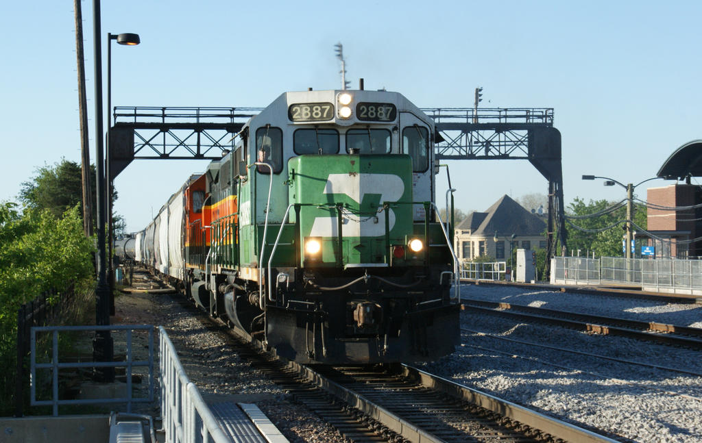 Joliet Local Heading South by JamesT4