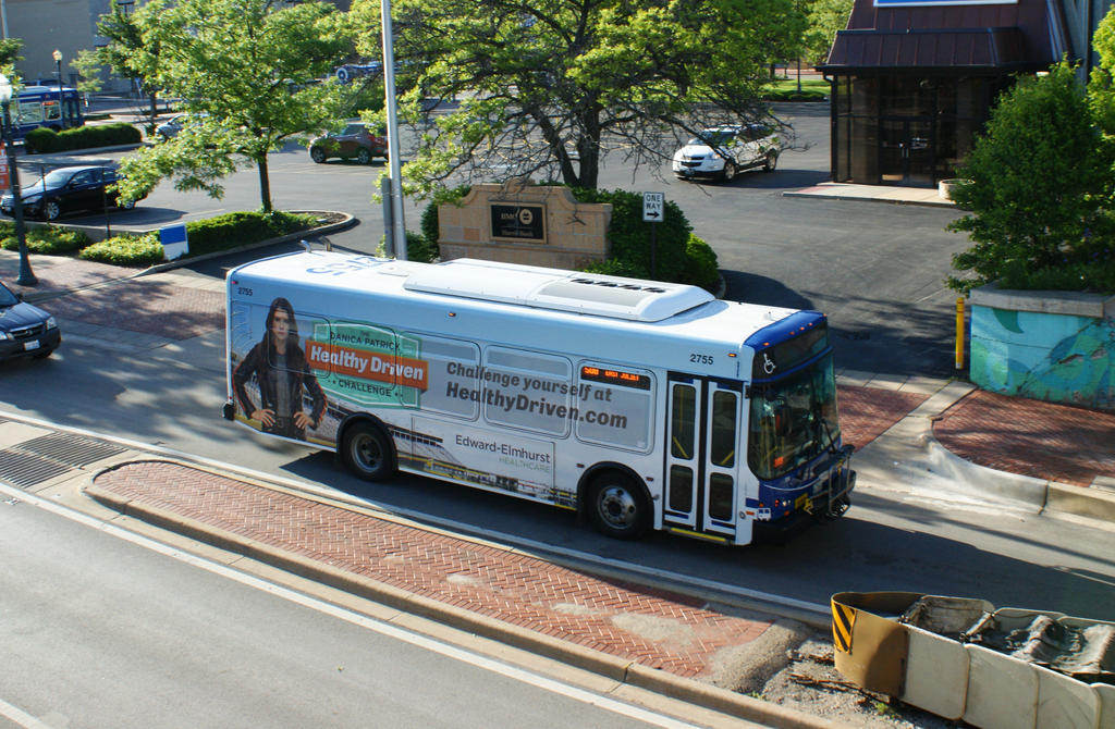 Pace Suburban Bus 2755 by JamesT4