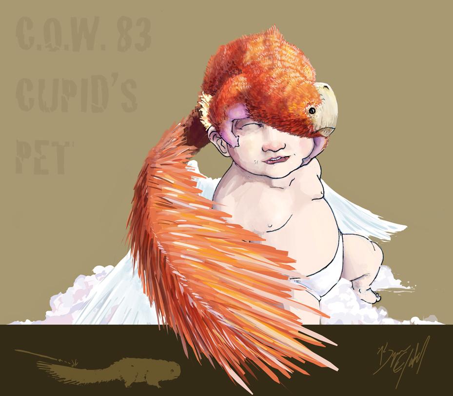 C.O.W. - #083: Cupids Pet - Voting!