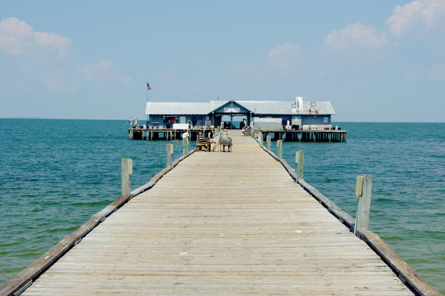 The City Pier And Restaurant Anna Maria