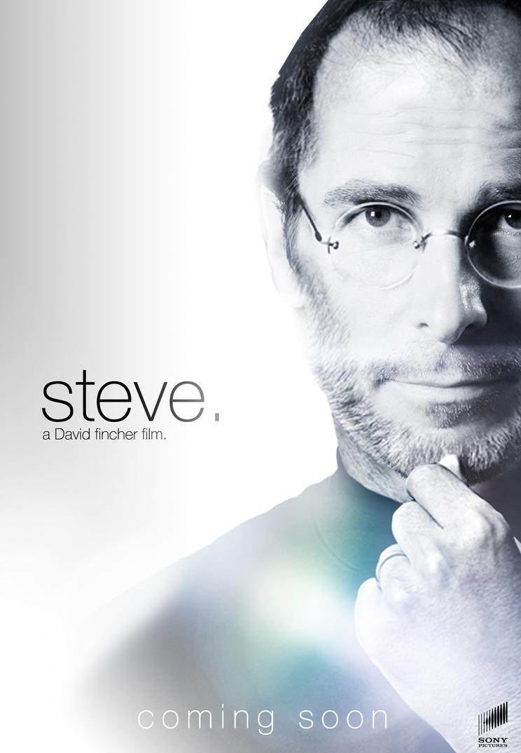 Steve Film Poster (Christian Bale) by SteSmith
