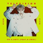 ZICO (OF BLOCK B) ANTI (TELEVISION) album cover