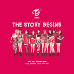 TWICE LIKE OOH-AHH / THE STORY BEGINS album cover