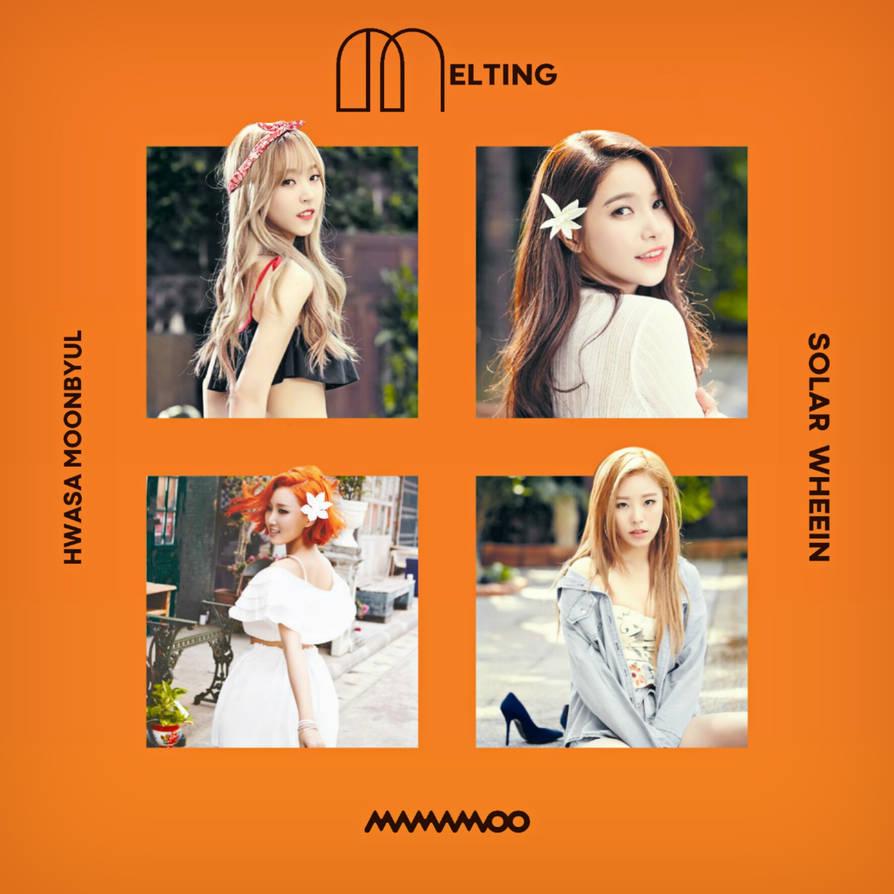 Top 12 Mamamoo Melting Album Download - Gorgeous Tiny