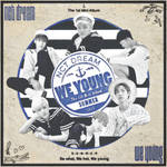 NCT DREAM WE YOUNG album cover