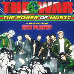 EXO POWER (THE WAR THE POWER OF MUSIC) album cover