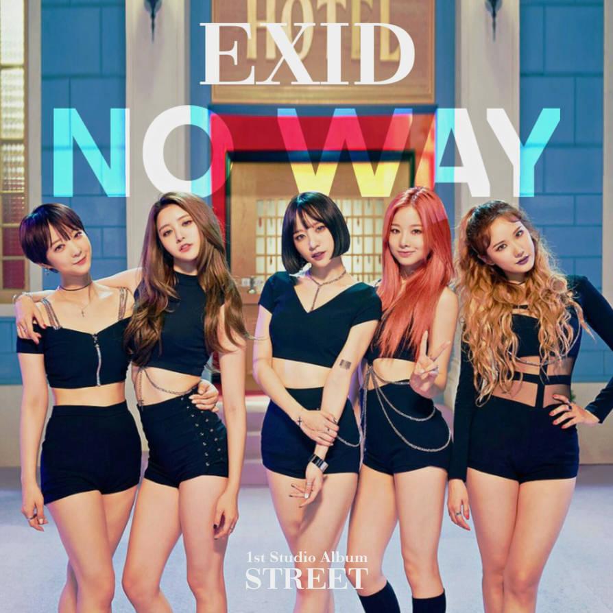 EXID – No Way