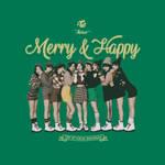 TWICE MERRY AND HAPPY album cover