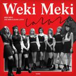 WEKI MEKI LA LA LA / LUCKY album cover #1