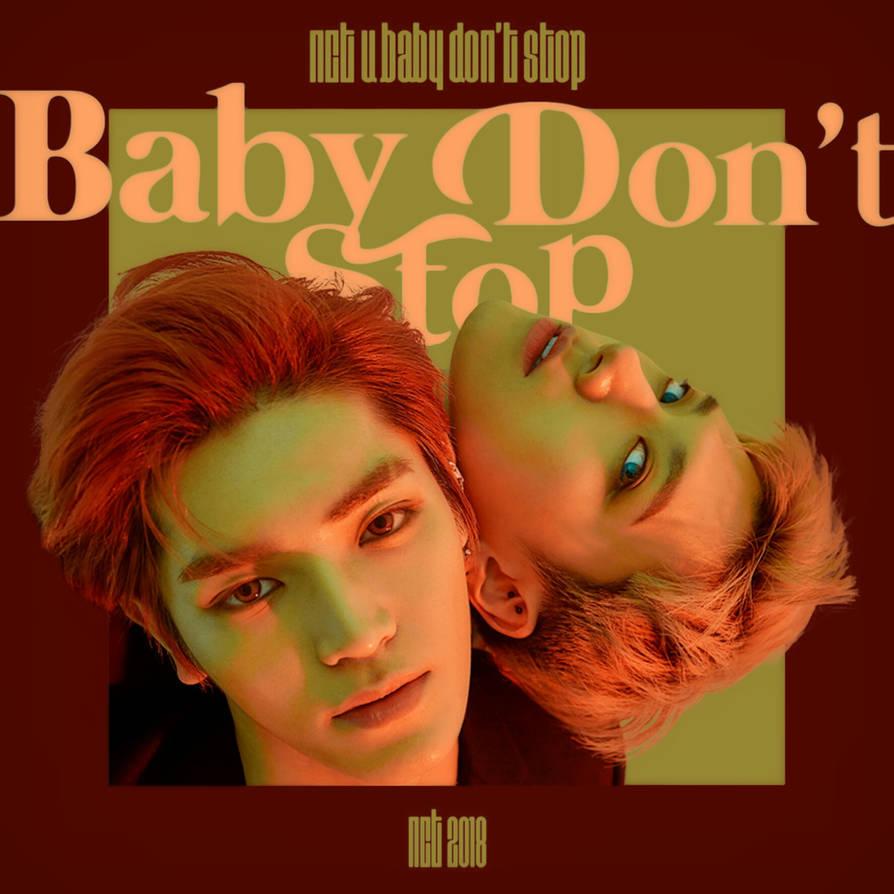 NCT U BABY DON'T STOP / NCT 2018 EMPATHY album by LEAlbum on