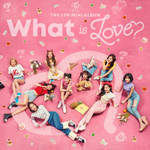 TWICE WHAT IS LOVE ? / 5TH MINI ALBUM album cover