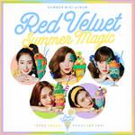 RED VELVET POWER UP / SUMMER MAGIC album cover