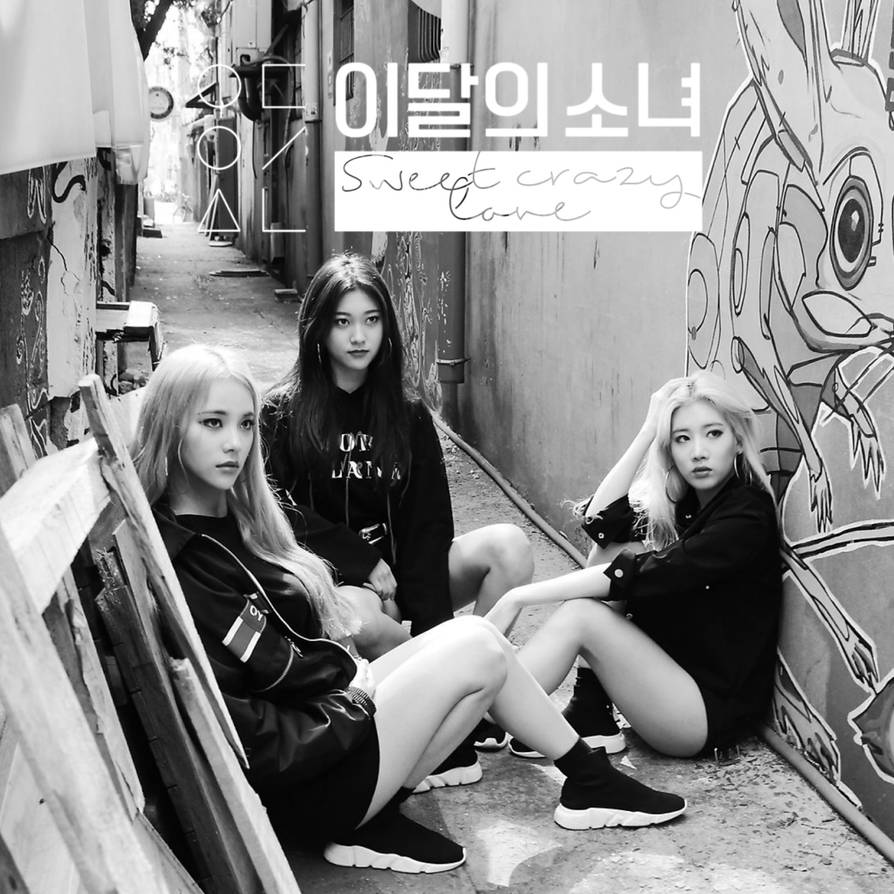 Loona Album Versions