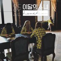LOONA YYXY LOVE4EVA album cover