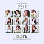 IZ*ONE LA VIE EN ROSE / COLOR*IZ album cover