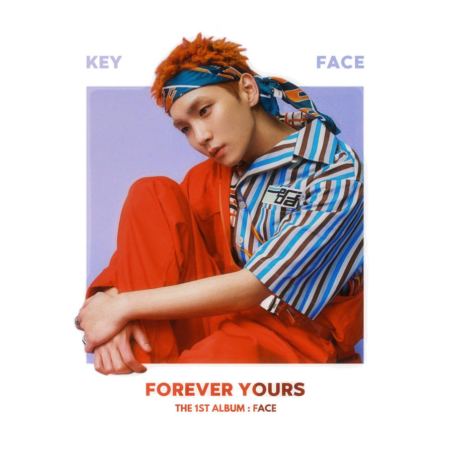 KEY FOREVER YOURS / FACE album cover by LEAlbum on DeviantArt