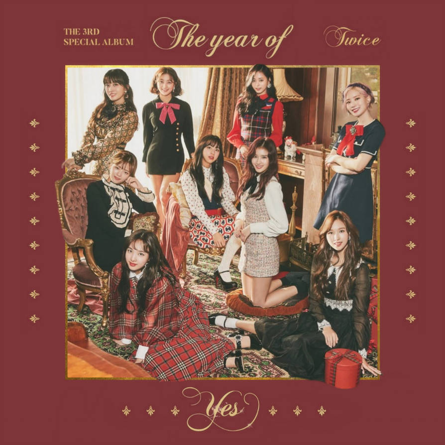TWICE THE BEST THING I EVER DID / THE YEAR OF YES by LEAlbum on