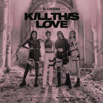 BLACKPINK KILL THIS LOVE album cover #5