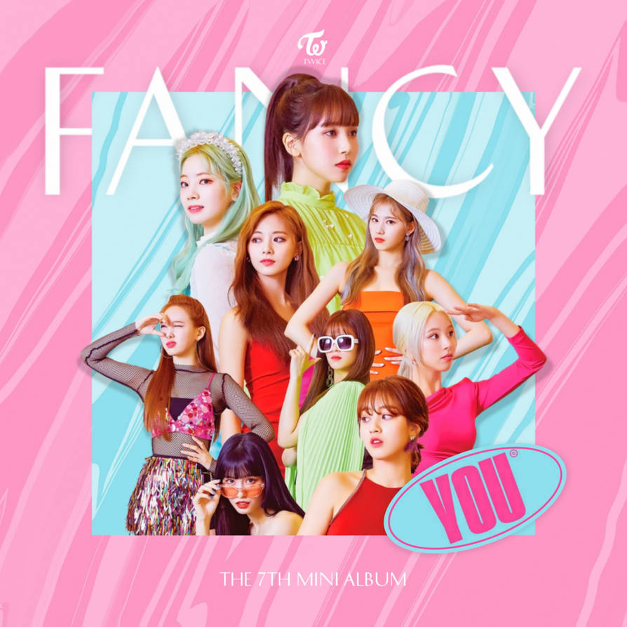 Resultado de imagem para TWICE FANCY COVER