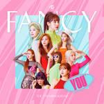 TWICE FANCY / FANCY YOU album cover