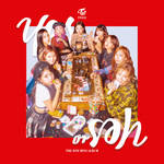 TWICE YES OR YES / THE 6TH MINI ALBUM album cover