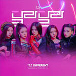 ITZY DALLA DALLA / IT'Z DIFFERENT album cover