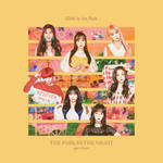 GWSN THE PARK IN THE NIGHT PART THREE album cover