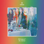 GFRIEND SONG OF THE SIRENS album cover