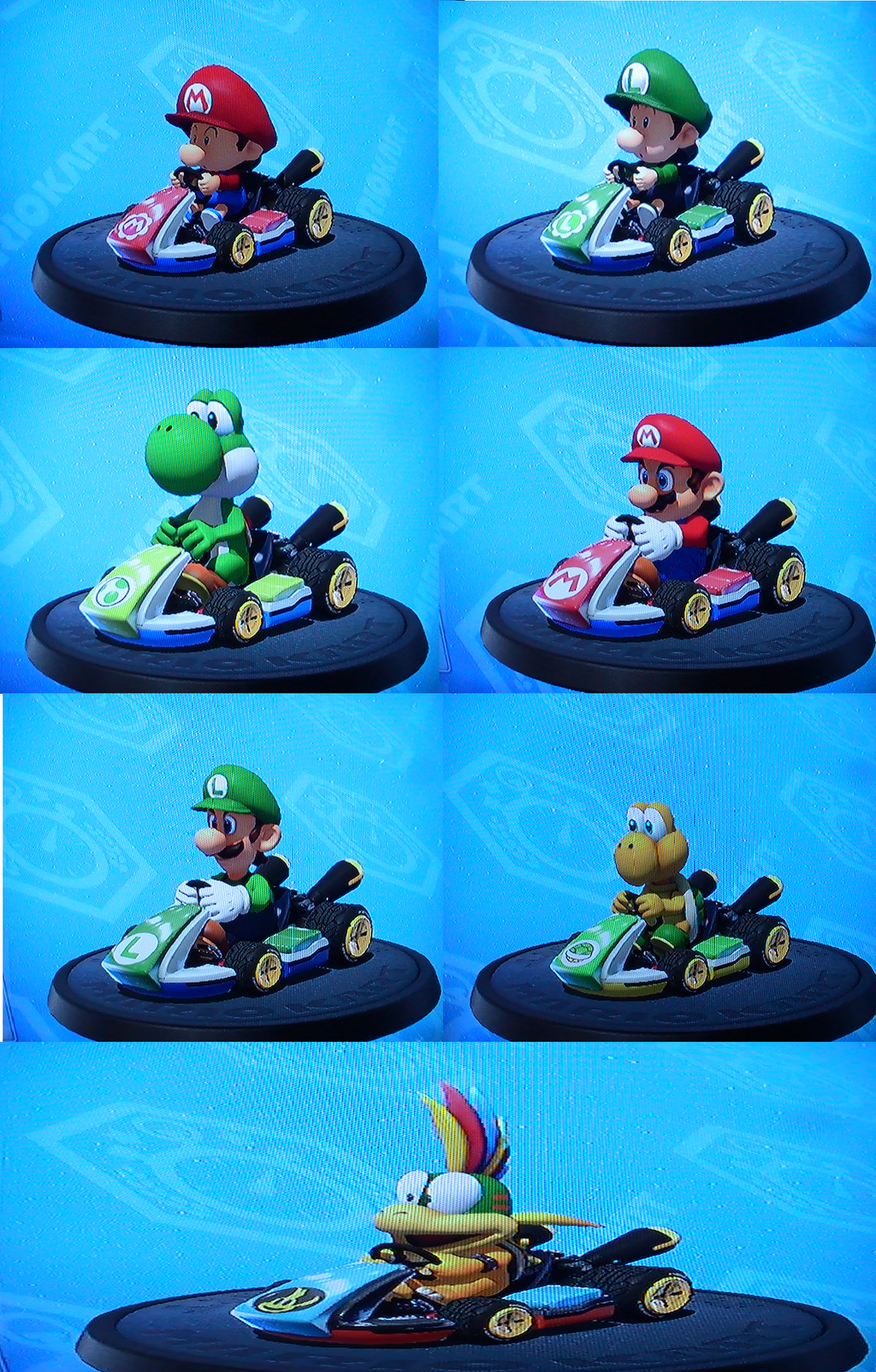 mario kart 8 characters by corneilamar on deviantart. Black Bedroom Furniture Sets. Home Design Ideas
