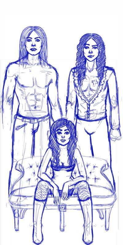 Strae Sketchbook :) (NSFW)