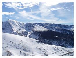 Mountains in Andorra by LemonTeacup
