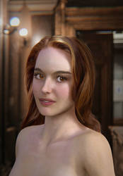 Natalie Portman by TricksterFunster