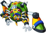 MAVERICKS X4 Web Spider