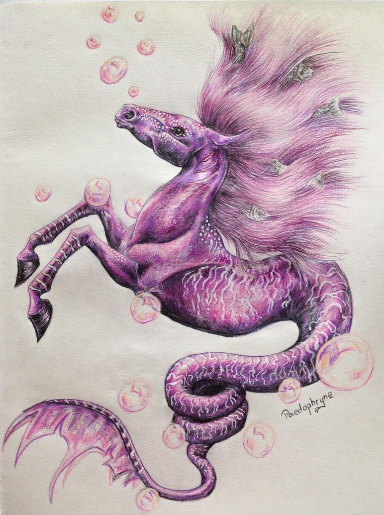 SeaHorse by Paedophryne