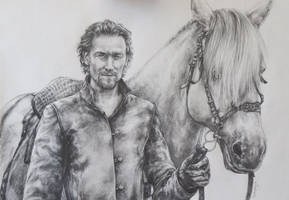 Tom Hiddleston by Paedophryne