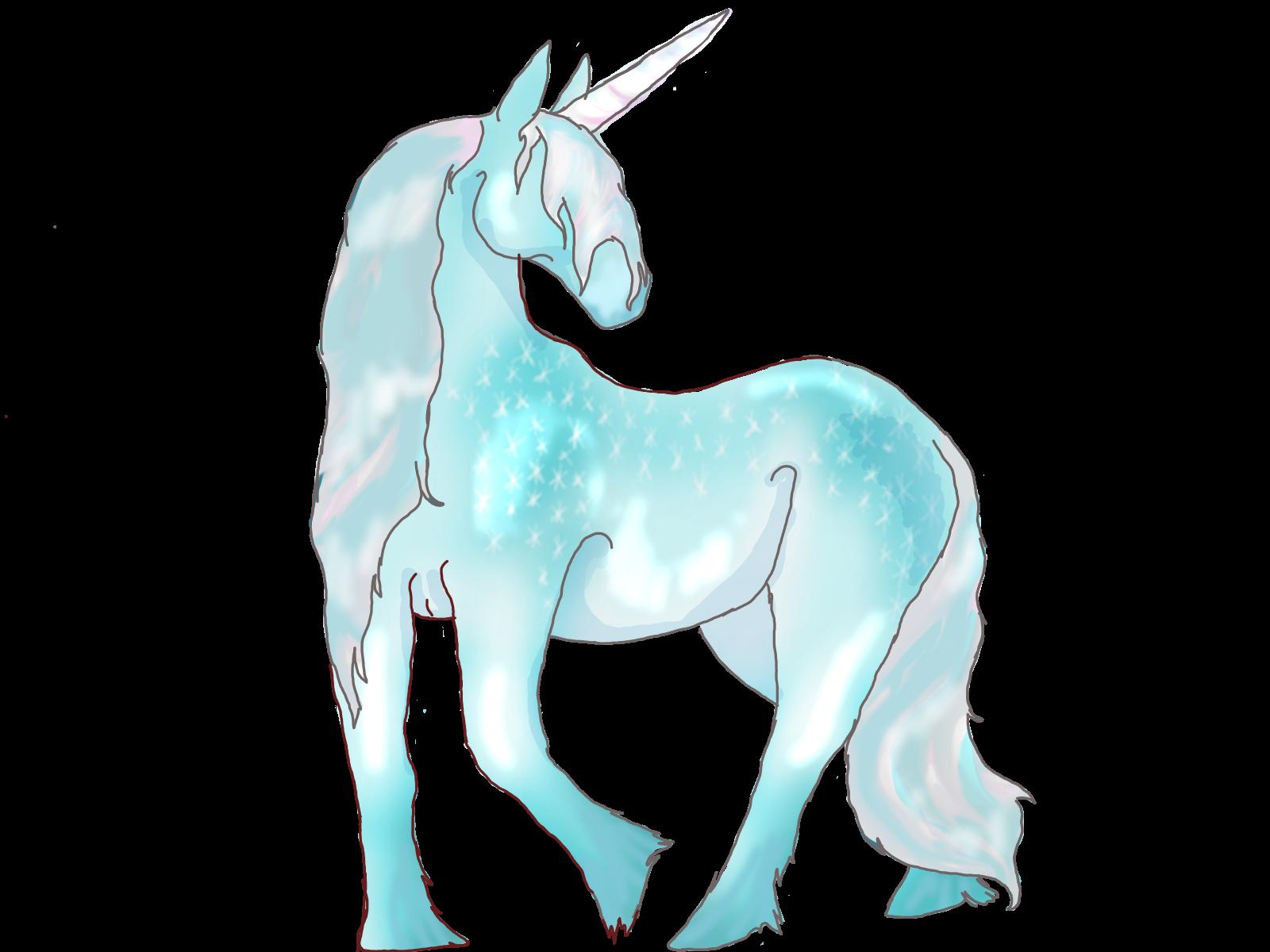 Ice Unicorns