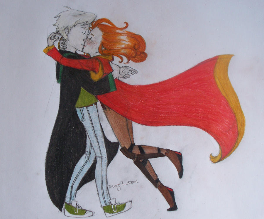 Love on the Quidditch Pitch by Meides-Cross