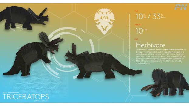 PROJECT: NUBLAR // Triceratops