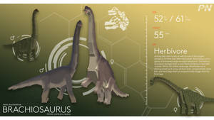 PROJECT: NUBLAR // Brachiosaurus
