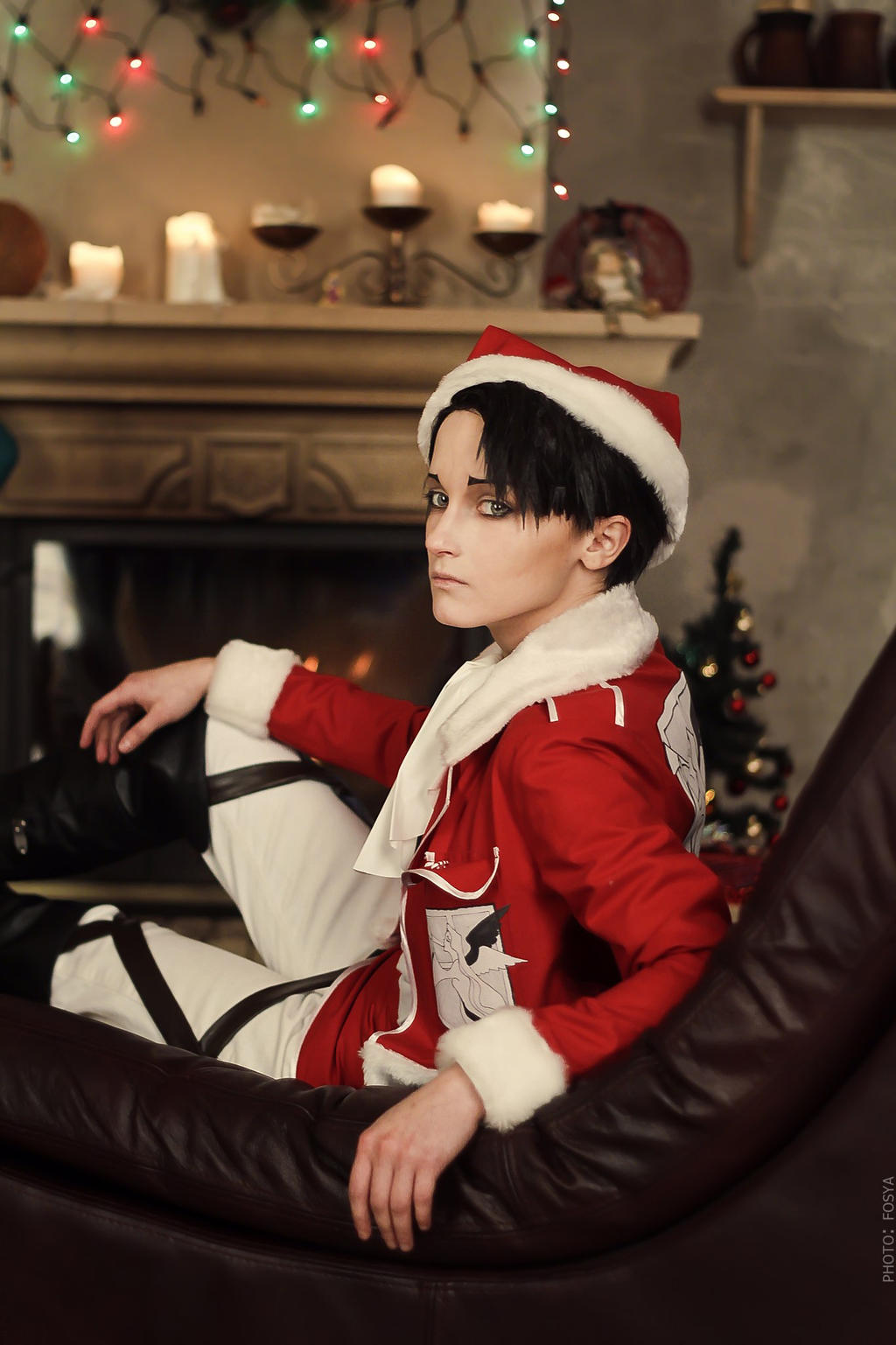 Happy New Year and Merry Christmas SnK
