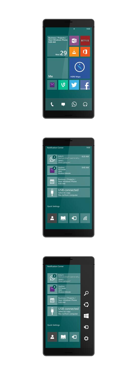 Next Windows Phone by nik255
