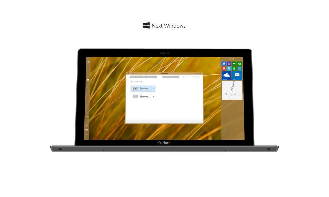 Next Windows by nik255