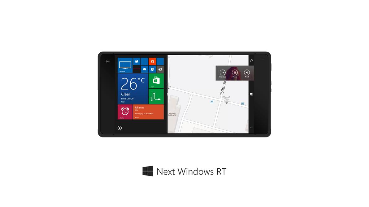 Next Windows RT by nik255